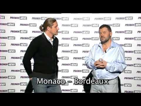 Ligue 1 - Monaco vs Bordeaux - Le 31/10 - 17H00