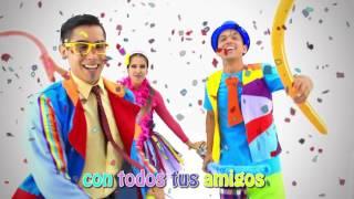 CANCIÓN CUMPLEAÑOS FLIX (AVANCES) - LOS FLIXERS VIDEO CLIP MUNDO FLIX