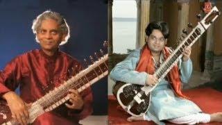 Dhun - Raag Pilu ( Indian Classical Instrumental ) Sound Of Sitar - By Pt. Shiv Nath Mishra