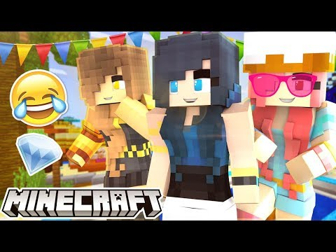 THE COOLEST GAMES IN MINECRAFT! (Minecraft Summer Mini-Games Festival)