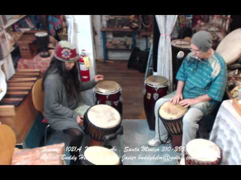 Friday drumming meditation clinic 3.8.16