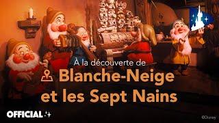 Disneyland Paris - À la découverte de Blanche-Neige et les Sept Nains 📖✨