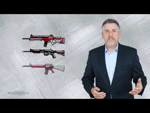 Ban The AR 15 - It's Just Common Sense