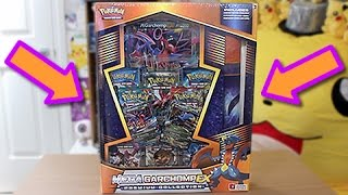 Opening A Mega Garchomp Premium Collection Box!!