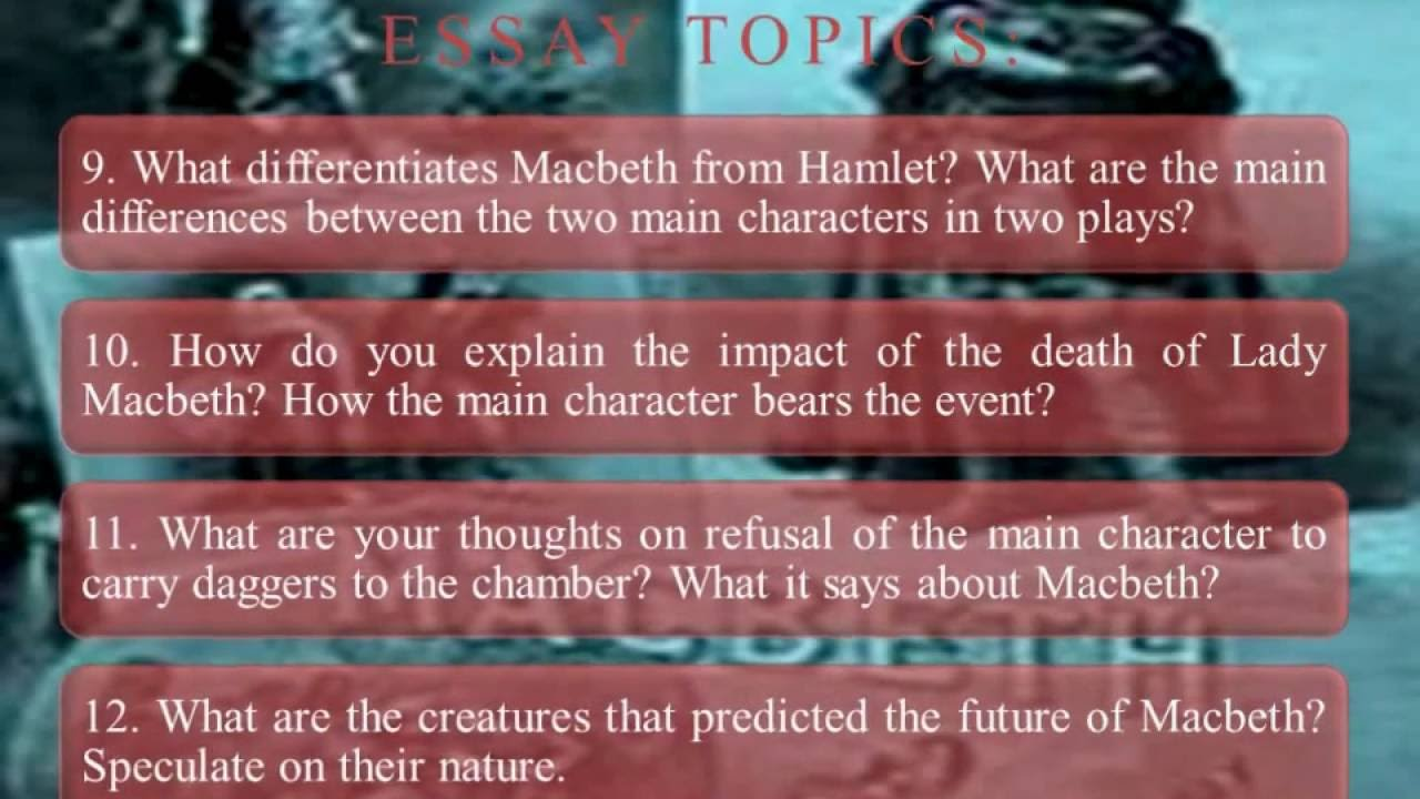 essay questions for macbeth appearances vs reality macbeth essay question image curvelearn com appearances vs reality macbeth essay question image curvelearn com