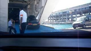 Marseille / Alger - Bateau Tariq Ibn Ziyad le 15.07.2012