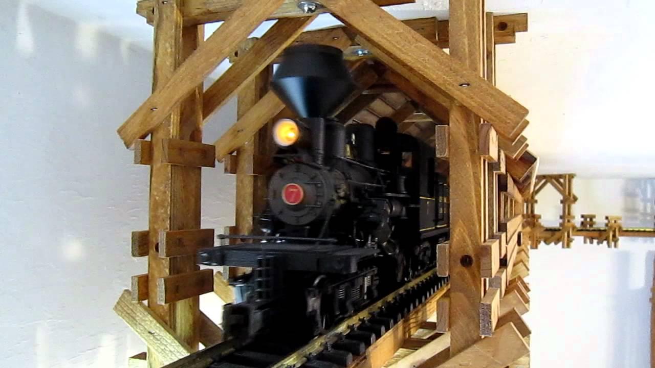 Ceiling Train Kit Youtube