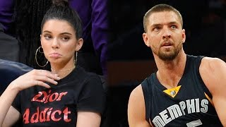 Kendall Jenner Hanging Out With Ex Chandler Parsons After Awkward Run-In?