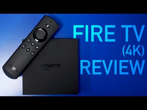 Amazon Fire TV (2015) Review: Where's the 4K?