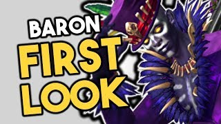 SMITE Baron Samedi Gameplay - BEST Release In A While! - PTS First Look