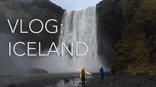 VISITING ICELAND - weekend trip vlog