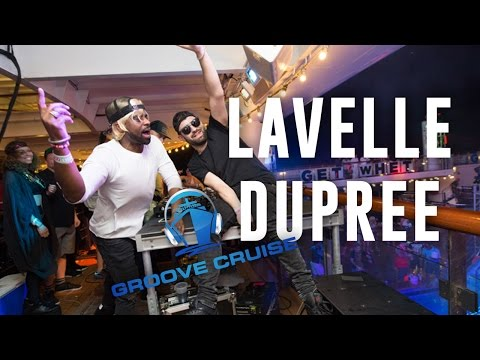 Lavelle Dupree @ Groove Cruise Miami 2017