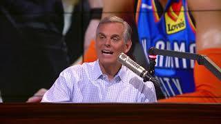 Russell Westbrook is not a Top 12 player in the NBA — Colin Cowherd   NBA   THE HERD