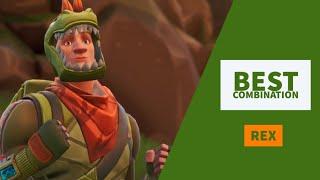 Best Combos | Rex | Fortnite Skin Review
