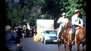 1960 Fort Madison Rodeo Parade