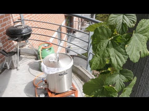 Detailed Brew Day - Brew in a Bag