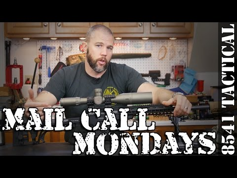 Mail Call Mondays Season 4 #19 - Rifle Scope Requirements