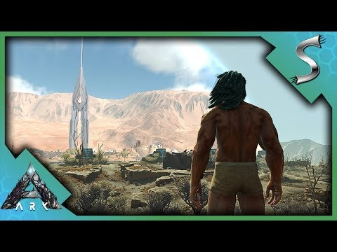 BEGINNING OUR JOURNEY ON THE DEAD EARTH! - Ark: Extinction [DLC Gameplay E1]
