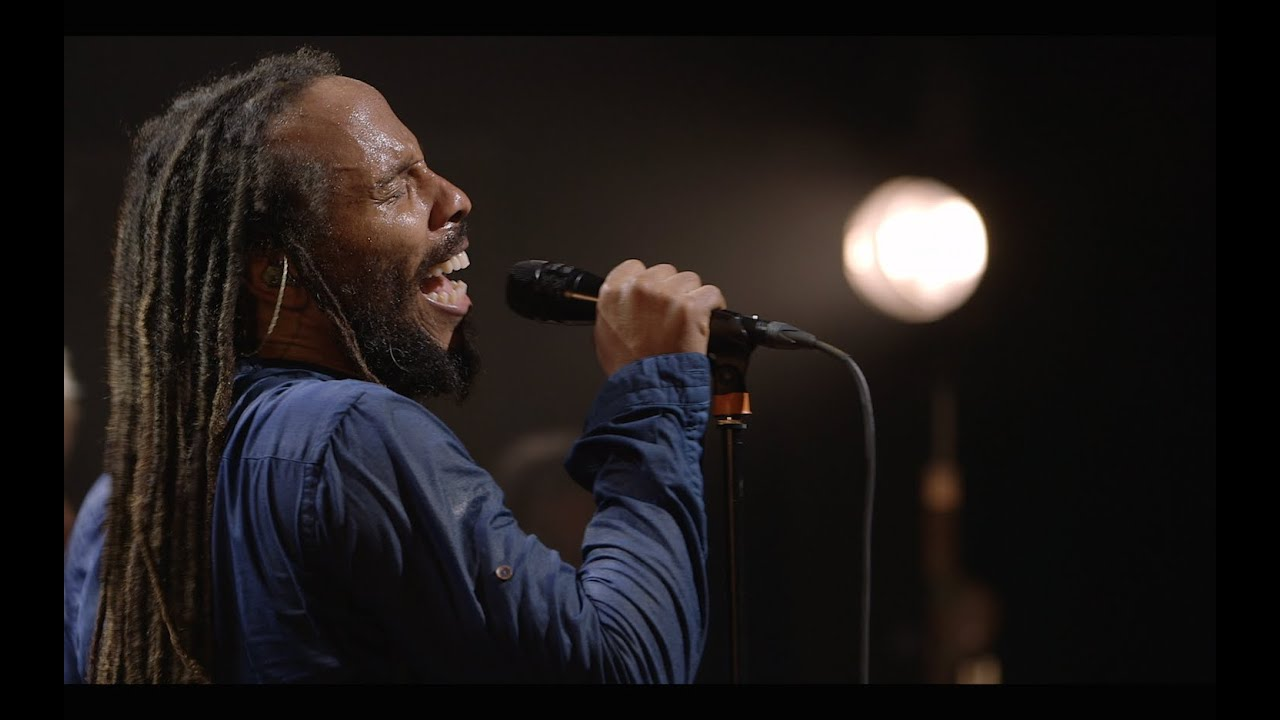 WAR / GET UP - ZIGGY MARLEY LIVE IN PARIS