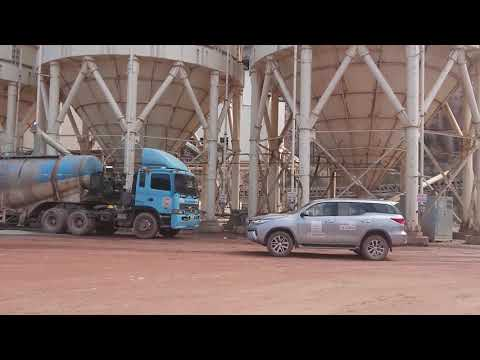 Supplier of fly ash construction hydropower in Laos and Cambodia from  Vietnam  Tel: +84 906262100