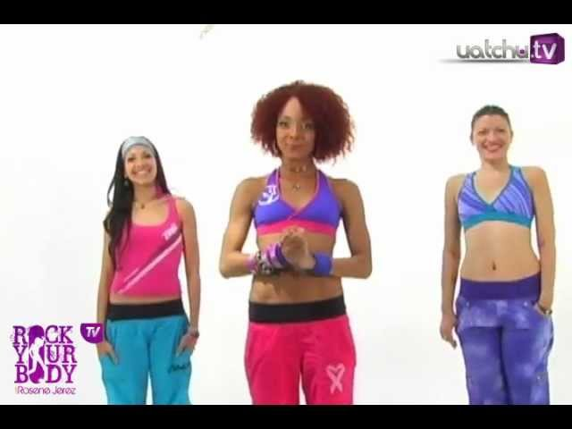 Rutina Rock Your Body Videos De Viajes