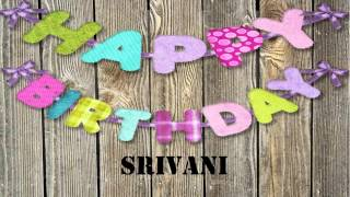 Srivani   wishes Mensajes