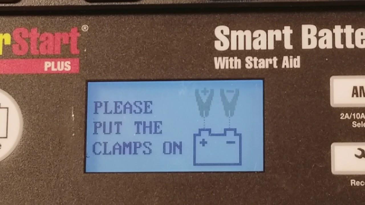 everstart 60108m smart digital intelligent battery charger review
