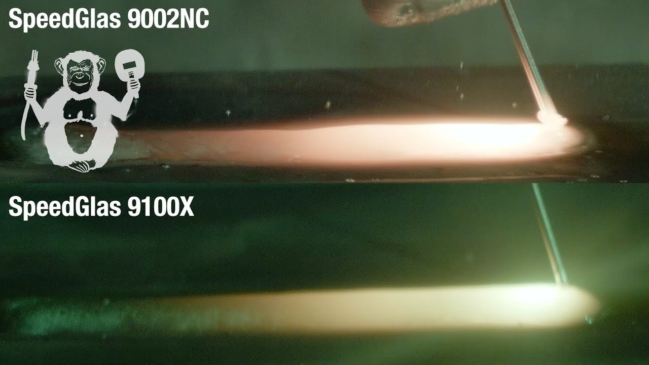 Обзор SpeedGlas 9002NC - Территория сварки