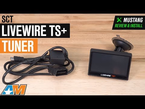 1996-2017 Mustang GT & EcoBoost SCT Livewire TS+ Tuner Review & Install
