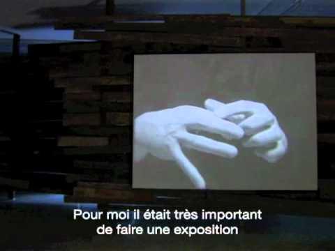 JOACHIM KOESTER à l'Institut d'art contemporain