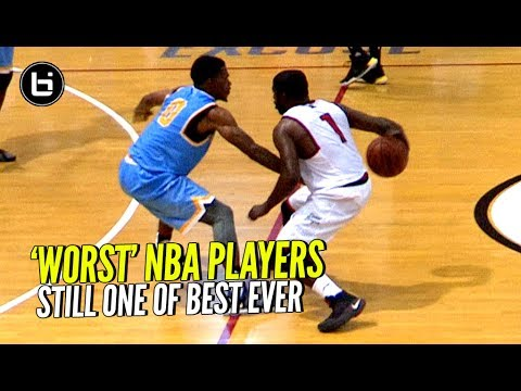 Thumbnail: Even The 'Worst' NBA Players Are 100x Better Than You Think & Will Give You BUCKETS!