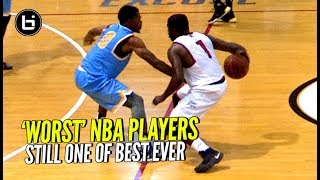 Even The 'Worst' NBA Players Are 100x Better Than You Think & Will Give You BUCKETS! thumbnail