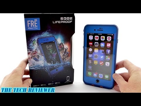 LifeProof FRE for iPhone 7 Plus: Great Audio Quality & Excellent Overall....with a Few Issues...