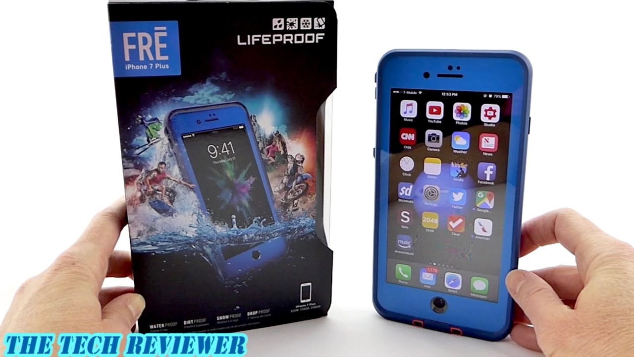 online store 9a458 d7724 LifeProof FRE for iPhone 7 Plus: Great Audio Quality & Excellent  Overall....with a Few Issues...