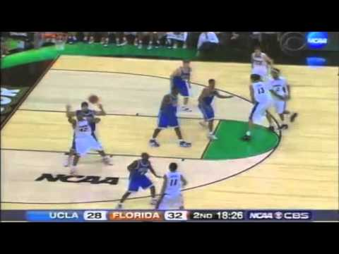 2007 Final Four: (1) Florida Gators vs. (2) UCLA Bruins