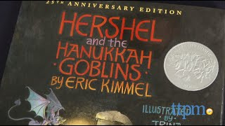 Hershel and the Hanukkah Goblins from Holiday House