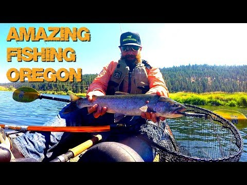 Fishing Central And Southern Oregon - Amazing Fishing Destination