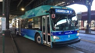 MTA Bus: On Board New Flyer XD40 [#7453] Q70 +Select Bus/✈ LaGuardia Link to LaGuardia Airport