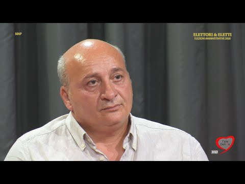 """Elettori & Eletti 2020: Saverio Fucci, candidato consiglio regionale """"La Puglla Domani"""""""
