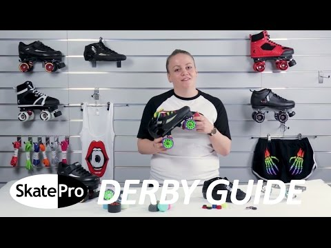 How to choose roller derby skates | Buyer's guide | SkatePro.com
