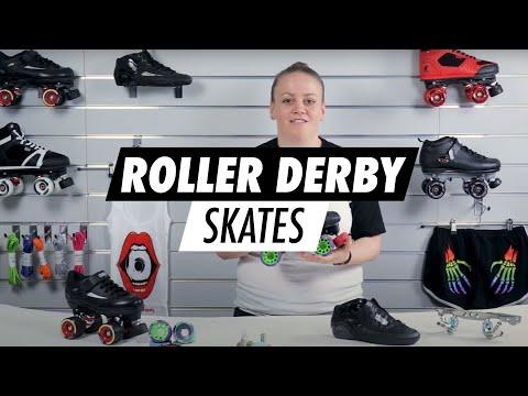 How to choose roller derby skates | Buyer's guide | SkatePro.com