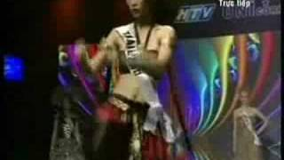 Best National Costume Miss Universe 2008