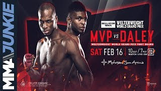 Bellator 216: 'Best of Enemies' Michael 'Venom' Page vs. Paul 'Semtex' Daley