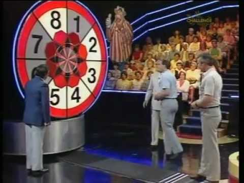 Bullseye - all prizes won on Bully's Prize Board. Will they gamble?