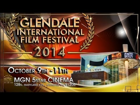 Glendale International Film Festival 2014 -- Filmmaker Neil King Interview