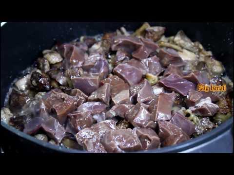 Джиз Быз ещё один шедевр Азербайджанской кухни