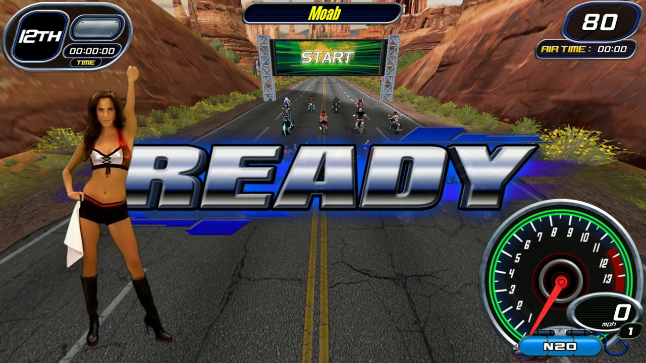 Superbikes 2 Raw Thrills (2010) Arcade PC
