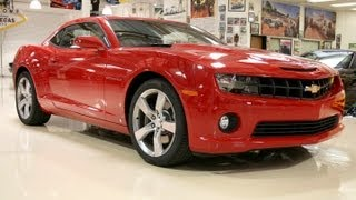 2010 Chevrolet Camaro SS Videos