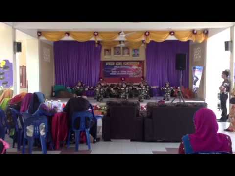Action song sksi 2013 dedicate for our heroes in lahad datu Travel Video