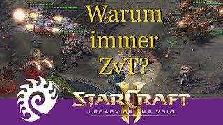 Warum immer ZvT? - Starcraft 2: Quest to Master (Zerg Edition) [Deutsch | German]